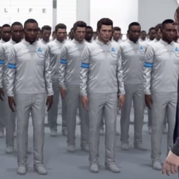 Quantic Dream Releases Their First Short Film for Detroit: Become Human