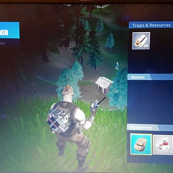 Fortnites Latest Update Accidentally Included a Storm Tracking Backpack