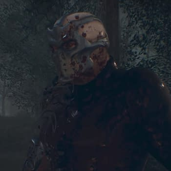 Friday the 13th: The Game Players Accessed Jason Xs Skin Early&#8230 Again