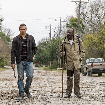 Bleeding Cools Fear the Walking Dead Rewind: A Look Back at Good Out Here