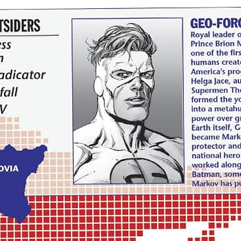 Markovias Future in the DC Universe From Doomsday Clock – The Outsiders