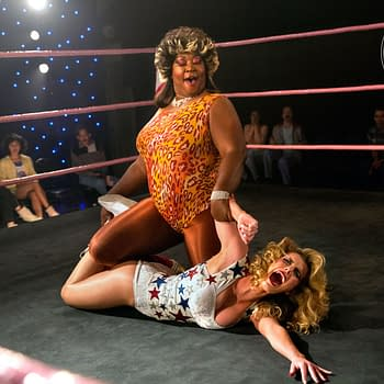 Lets Talk About GLOW Season 2 Episode 4 Mother of all Matches