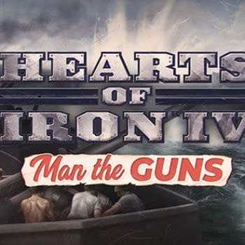 Hearts of Iron IV Gets a Navy Expansion – Man the Guns