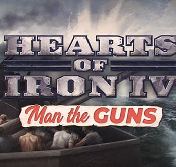 Hearts of Iron IV Gets a Navy Expansion &#8211 Man the Guns