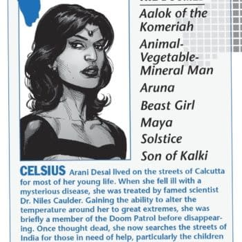 India's Future in the DC Universe from Doomsday Clock: The Doomed