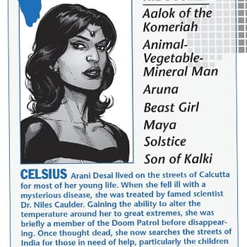 Indias Future in the DC Universe from Doomsday Clock: The Doomed