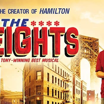 Lin-Manuel Mirandas In The Heights Movie Looking For Buyers This Week