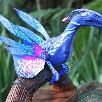 Limited-Edition Banshee Flies into Disneys Animal Kingdom on May 27th
