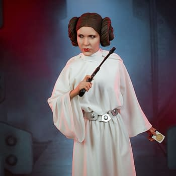 Sideshow Releases Princess Leia Premium Format Figure For #MayThe4th