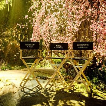 Maleficent 2 Begins Production – See the First Behind-the-Scenes Photos
