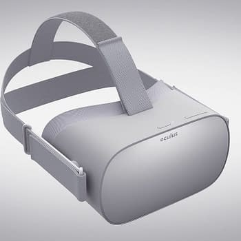 Stand-Alone Oculus Go Headset Now Available For $199