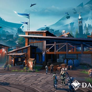 Phoenix Labs Dauntless Has Launched into Open Beta
