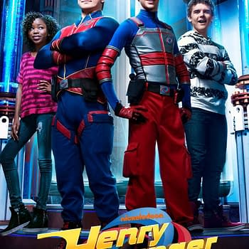 Cast of Henry Danger Do Their First Comic Con Together in California