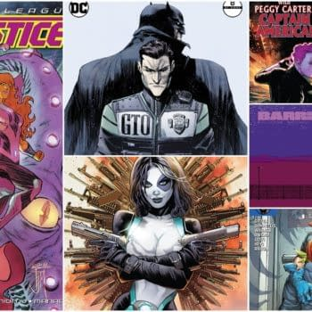 Comics for Your Pull Box, Week of May 9th, 2018: No Justice and Freddy's Dead