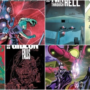 Comics for Your Pull Box: May 16th, 2018 – Garth Ennis Two-Shot and Quicksilver Won't Surrender
