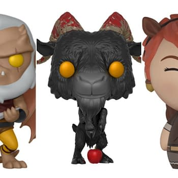 Funko Round-Up: Squirrel Girl Gargoyles and Black Phillip