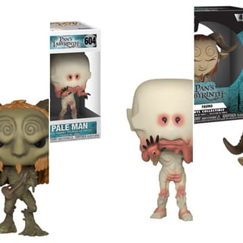 Pans Labyrinth Pops and Dorbz Coming From Funko