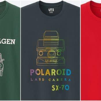 Wear Pocky and Polaroid with Pride: UNIQLO's Retro-Style 'The Brand' Line
