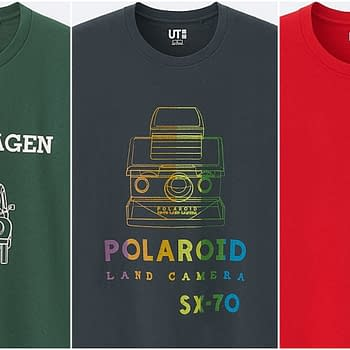 Wear Pocky and Polaroid with Pride: UNIQLOs Retro-Style The Brand Line
