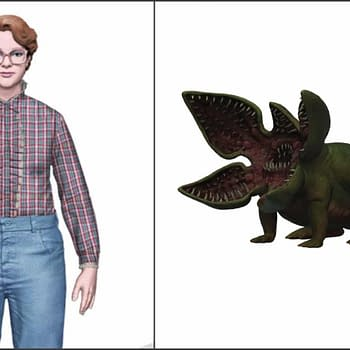 Stranger Things Barb and Adorable Dart Coming from McFarlane Toys