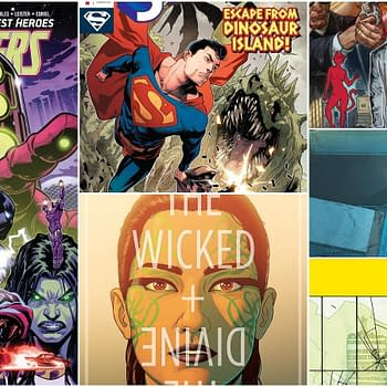 Top and Bottom 5 Comics Week of May 16th 2018: Superman Special Brings it Home