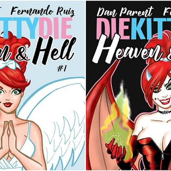 Kitty Meets Her End in Dan Parent and Fernando Ruizs Die Kitty Die: Heaven &#038 Hell