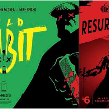 Dead Rabbit Trademark Battle Looming Image Comic vs. New York Bar