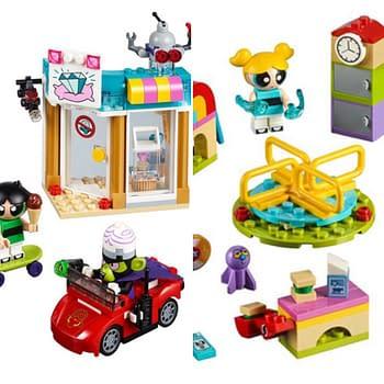 Powerpuff Girls LEGO Sets Hit Stores This Summer