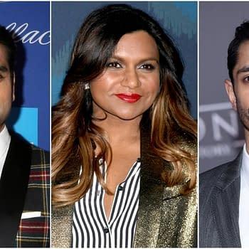Riz Ahmed Wants to Co-Write Ms. Marvel Movie with Mindy Kaling Kumail Nanjiani