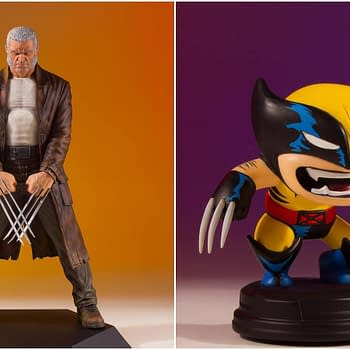 Wolverine Gets Two New Gentle Giant Statues This Winter