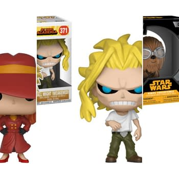 Funko Round-Up: Solo My Hero Academia and Carmen Sandiego
