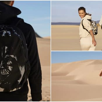 The New Kipling x Star Wars Collection is out of This World