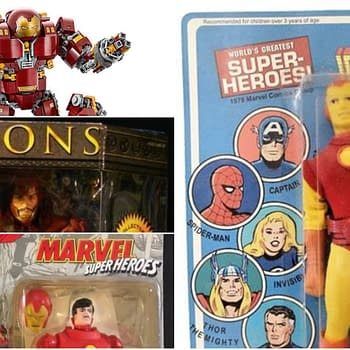 Iron Man 10 Years Later: Ole Shellheads Top 10 Action Figures