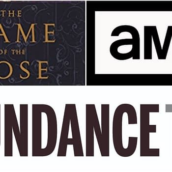 SundanceTV AMC Networks Join for Series Adaptation of Umberto Ecos The Name of the Rose