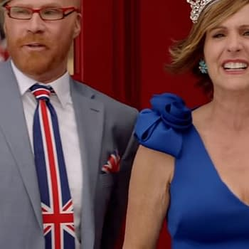 Will Ferrell and Molly Shannons Cord and Tish Tackle The Royal Wedding Live for HBO