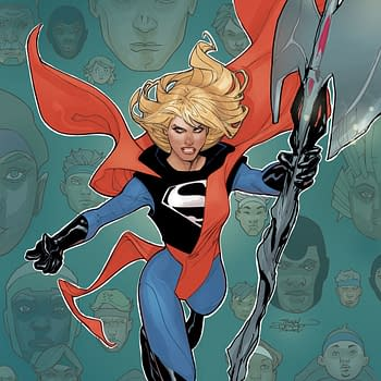 Marc Andreyko and Kevin Maguire Revive Supergirl in August Plus: 4 New Costumes