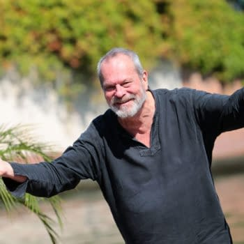 Terry Gilliam during the 72th Venice Film Festival 2015 in Venice, Italy