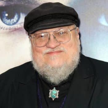 March 18, 2013: George R. Martin arrives to the 'Game of Thrones' Season 3 premiere in Hollywood, California.