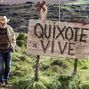 """At Long Last, Terry Gilliam Has Screened """"The Man Who Killed Don Quixote"""""""