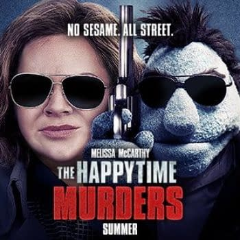 [Review] The Happytime Murders: An R-Rated Muppet Noir – Brilliant, Right? Nope.