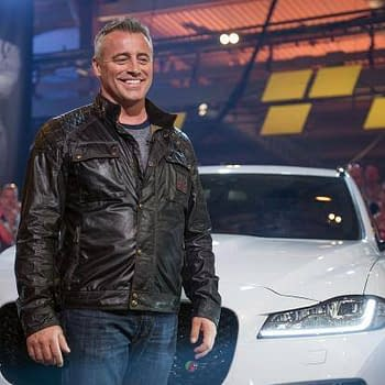Losing Friends &#8211 Matt LeBlanc to Exit Top Gear After Fourth Season