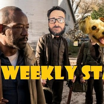 Wolf/Sanders Attack on Titan Season 3 DC Universe and More [The Weekly Static s01e38]