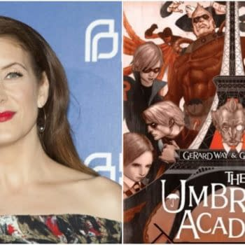 Grey's Anatomy's Kate Walsh Joins Netflix's The Umbrella Academy Series