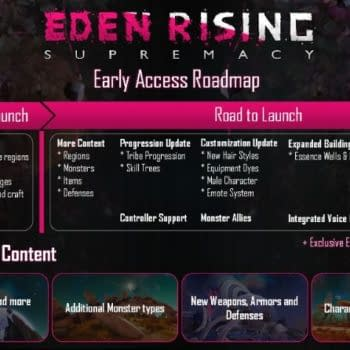 Eden Rising: Supremacy Releases an Early Access Development Roadmap