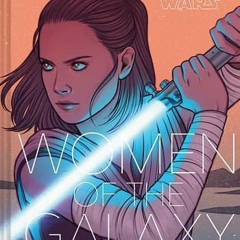 Star Wars: Women of the Galaxy Book by Amy Ratcliffe Coming This Fall
