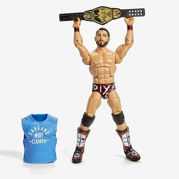 New WWE Elite Figures Include Finn Balor Johnny Gargano and More
