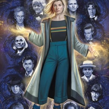 13th Doctor Revisits Past Lives in Titan's 'Thirteenth Doctor Vol. 0 – The Many Lives of Doctor Who'