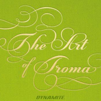 The Art of Troma book