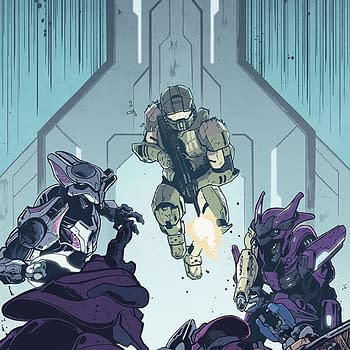 Exclusive First Look Inside Halo: Collateral Damage #2