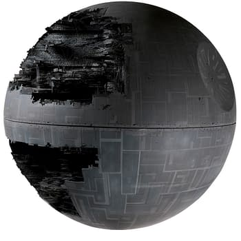 Return Of The Jedi Death Star Sells for $256000